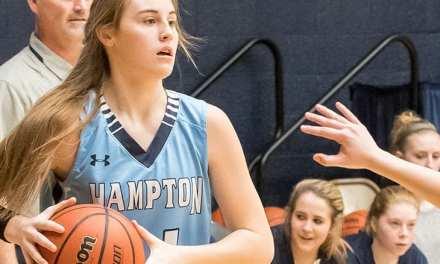 Tuelle lifts Hampton past CD; Bulldog rally falls short