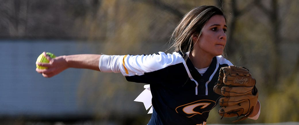 Photo Gallery: Hampton at Cloudland softball