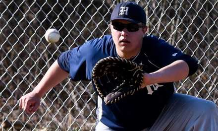 Photo Gallery: Hampton at Cloudland baseball
