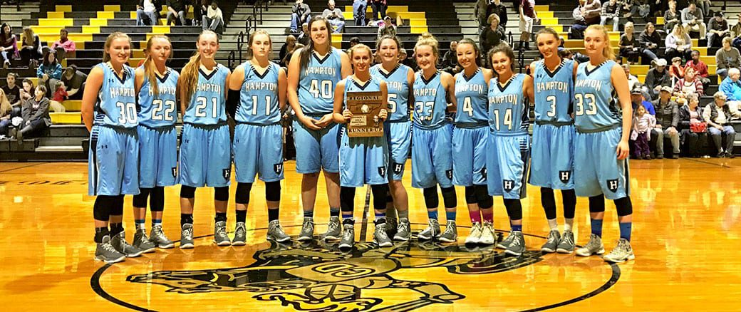 Lady Bulldogs fall in Region 1-A title game
