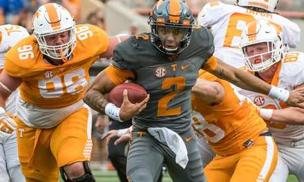 Photo Gallery: Tennessee Orange and White Game