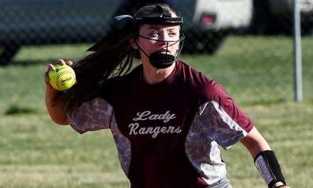 Photo Gallery: Unaka at Hampton softball