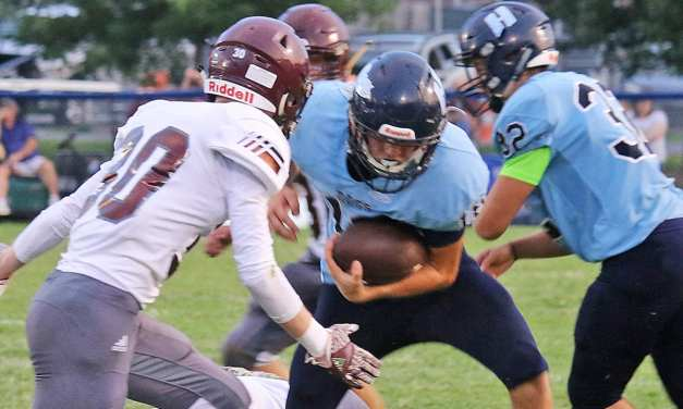 Bulldogs unable to rally against Johnson Co.