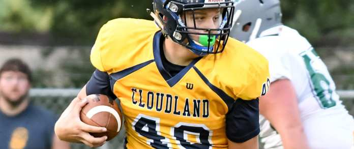 Cloudland football
