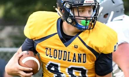 Cloudland rolls past Hancock for Region 1-A win