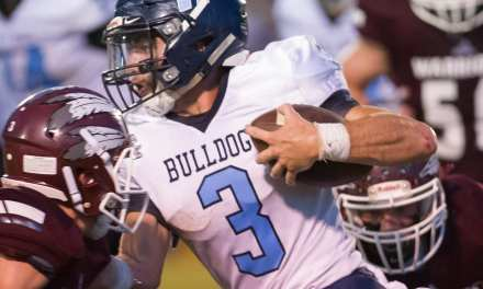 Bulldogs fall in first round to Rockwood
