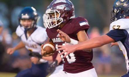 Happy Valley pulls away from Cloudland in battle of undefeated teams