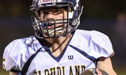 Cloudland drops clash with Johnson County