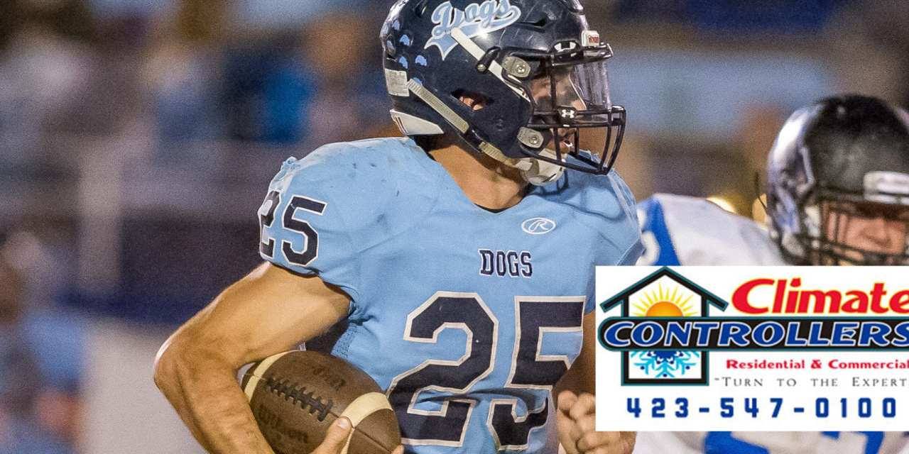 Davenport named Climate Controllers Player of the Week
