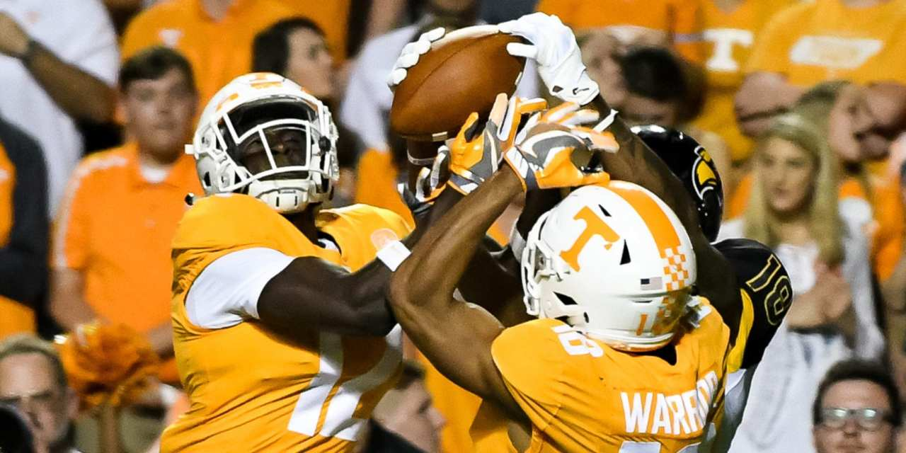 Photo Gallery: Vols stop skid defensive-driven win over Southern Miss