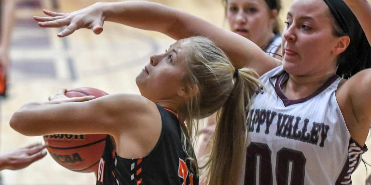 Lady Warriors, Cyclones pick up wins