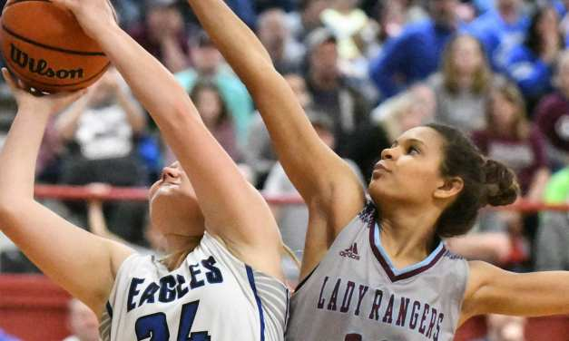 Lady Rangers rally past Cosby to advance