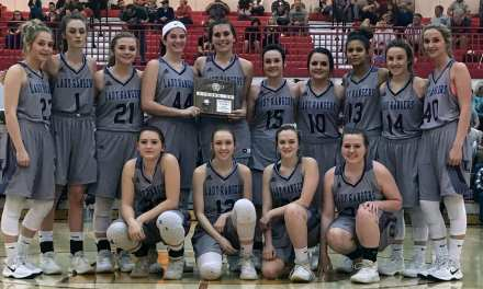 Lady Rangers fall short in District 1-A title game