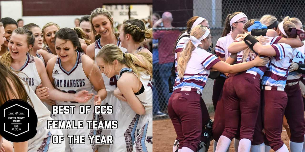 Lady Rangers Basketball, Softball named Female Teams of the Year