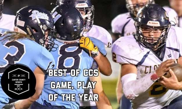 Cloudland-Hampton football classic garners two Best of CCS honors