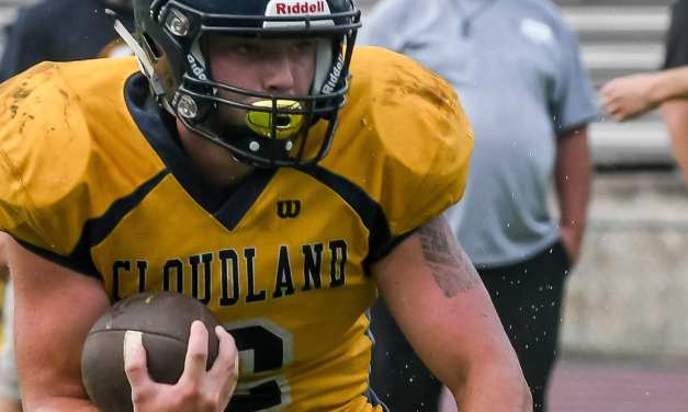 Photo Gallery: Cloudland scrimmage vs. North