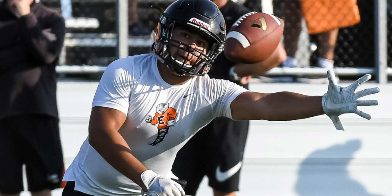 Photo Gallery: 7-on-7 at EHS