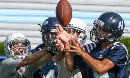 Photo Gallery: Friday 7-on-7 action at Hampton