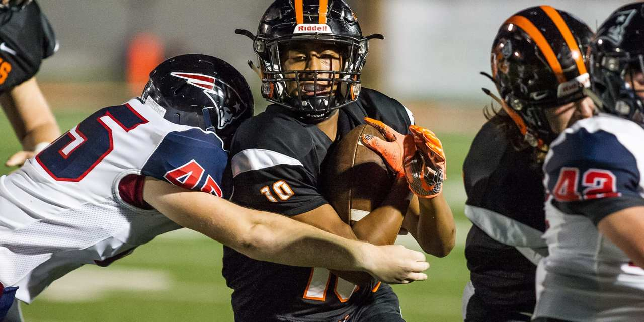 Cyclones cruise past East