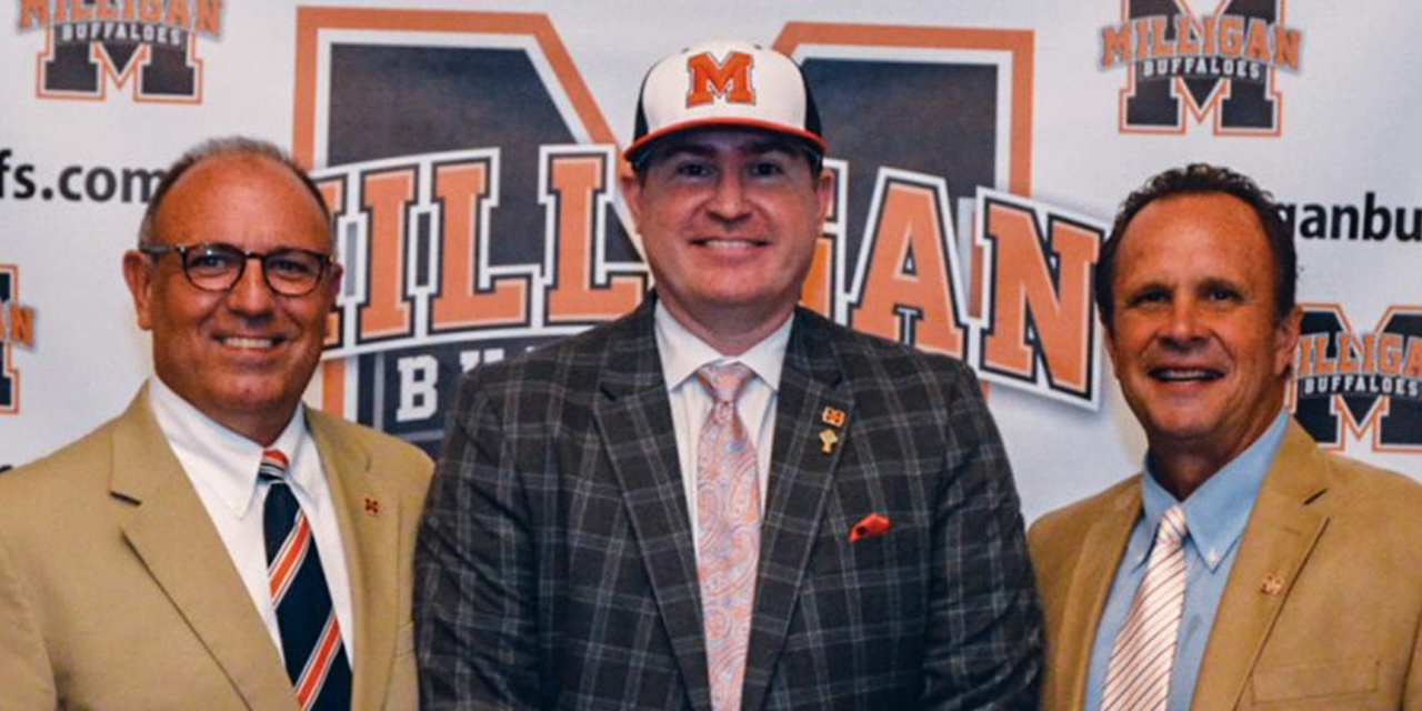 Milligan tabs Grewe to lead baseball program