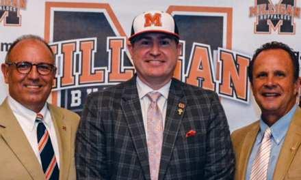 Milligan tabs Grewe to lead baseball program