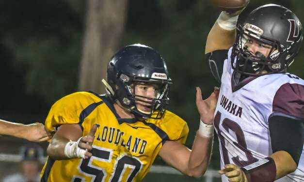 Cloudland rolls past Unaka for Homecoming win