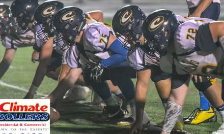 Cloudland offensive line selected as Co-Players of Week