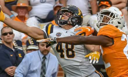 Tennessee runs past ETSU