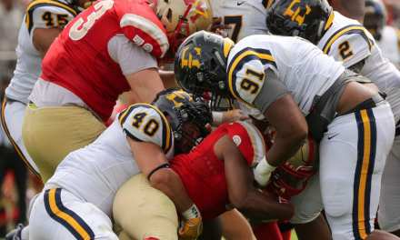 Bucs secure SoCon road win at VMI