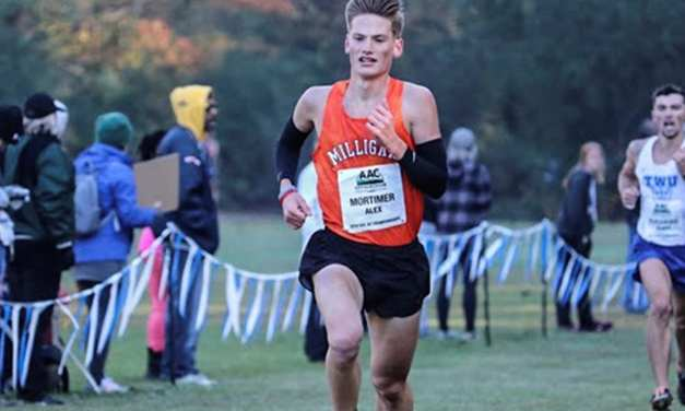 Milligan Cross Country nationals bound