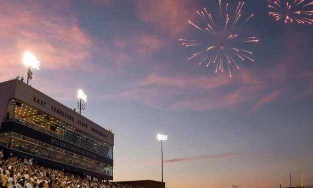 ETSU Football announces 2019 schedule