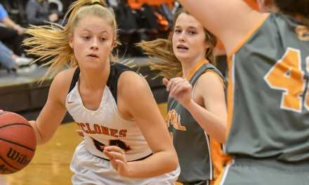 Lady Cyclones win OT thriller; Cyclones drop close game