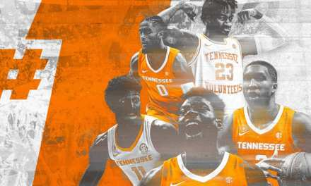 Tennessee Ascends to No. 1 in AP Rankings