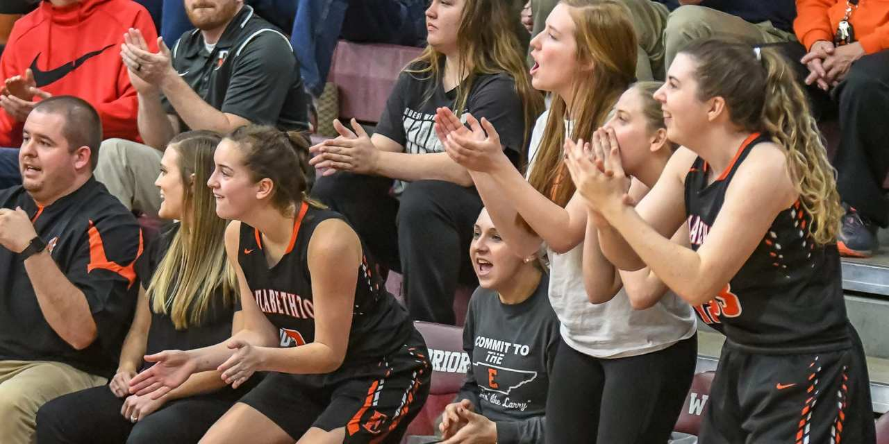Lady Cyclones earn spot in District 1-AA Championship game by dispatching Central