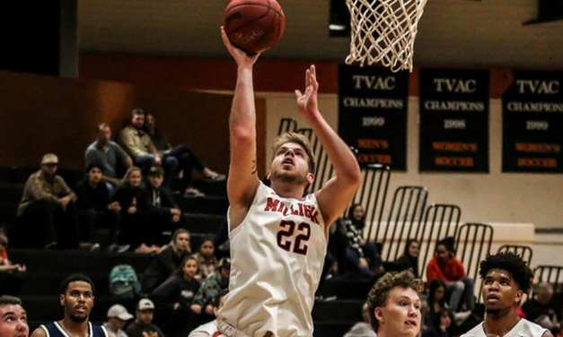 Milligan men hold off late rally to defeat Truett McConnell