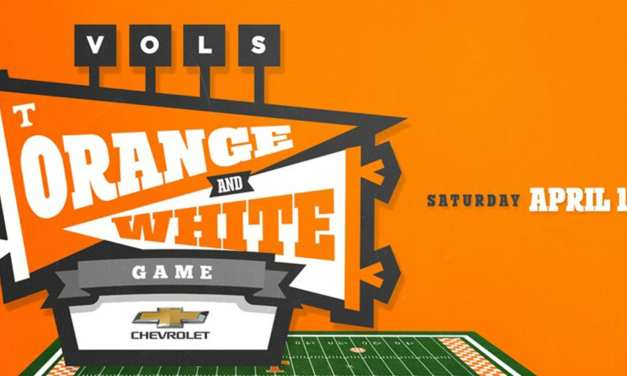 Tennessee's Orange and White game set for April 13