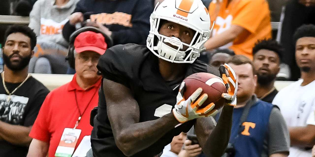 Photo Gallery: Tennessee caps spring practice with Orange and White game