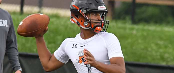 Photo Gallery: Elizabethton, HV compete in Thursday 7-on-7