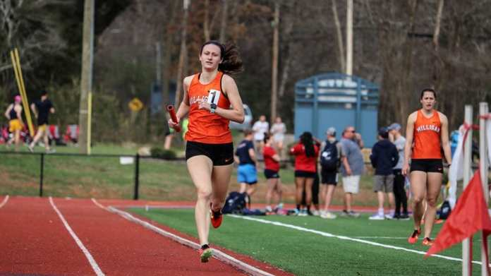Milligan Track & field honored for success in classroom