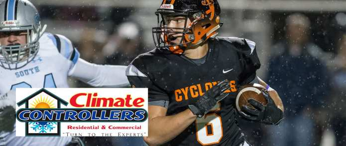 Elizabethton's Maupin named Climate Controllers Player of the Week