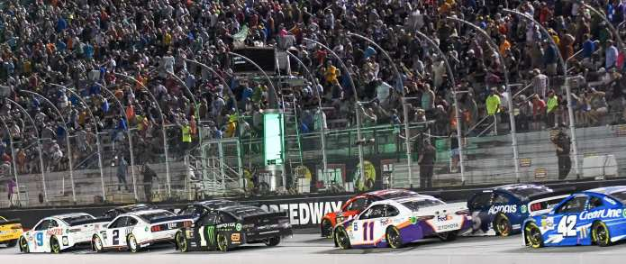 2020 NASCAR All-Star Race Moves to Bristol