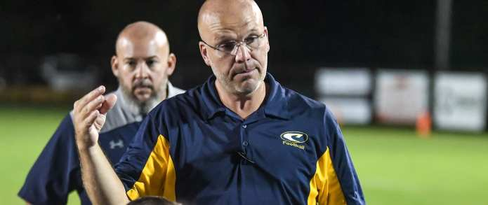 Potter Resigns As Cloudland Head Football Coach