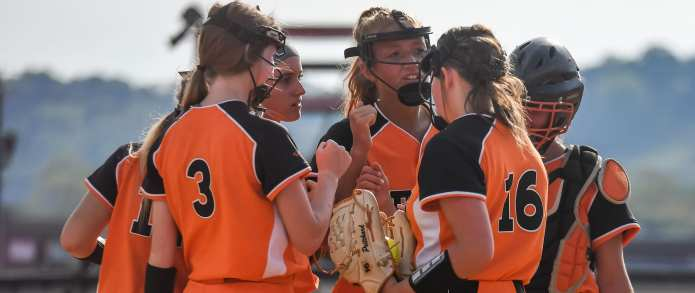 Lady Cyclones Unable To Weather Gibbs in Class AA Sectional