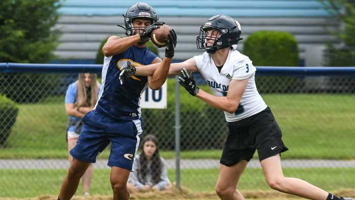 Photo Gallery: Four County Teams Compete At Hampton 7-on-7