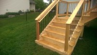 Deck Stairs Minneapolis - Carter Custom Construction