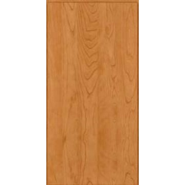 Kraftmaid Slab  Solid Cherry  Natural Cabinets AW