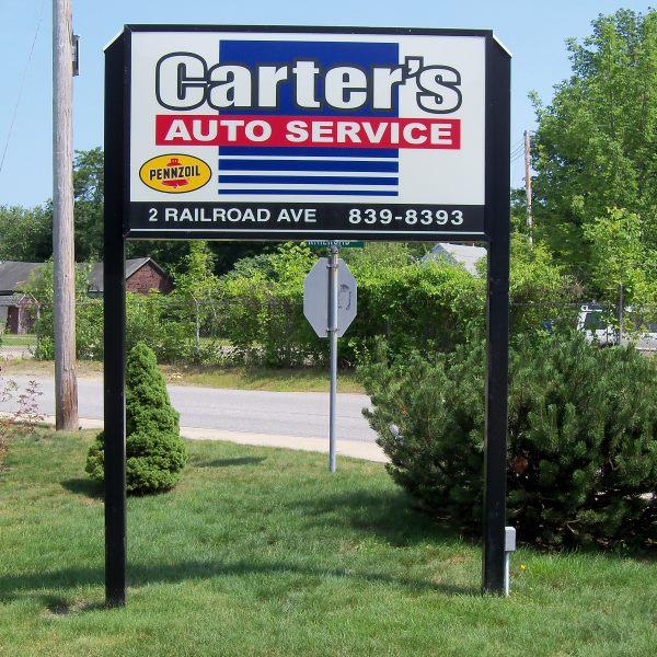 Carter's Auto Service, Gorham, Maine