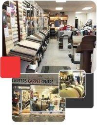 Mobile Showroom - Carters Carpet CentreCarters Carpet Centre
