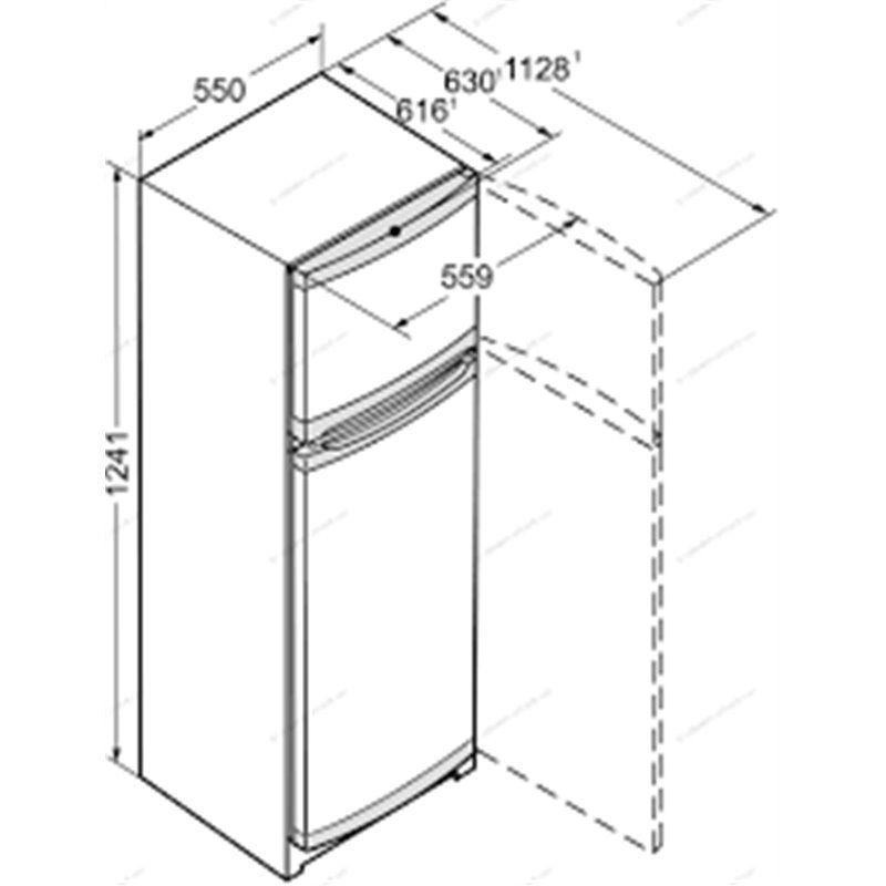 Liebherr CTPWB2121 Refrigeration