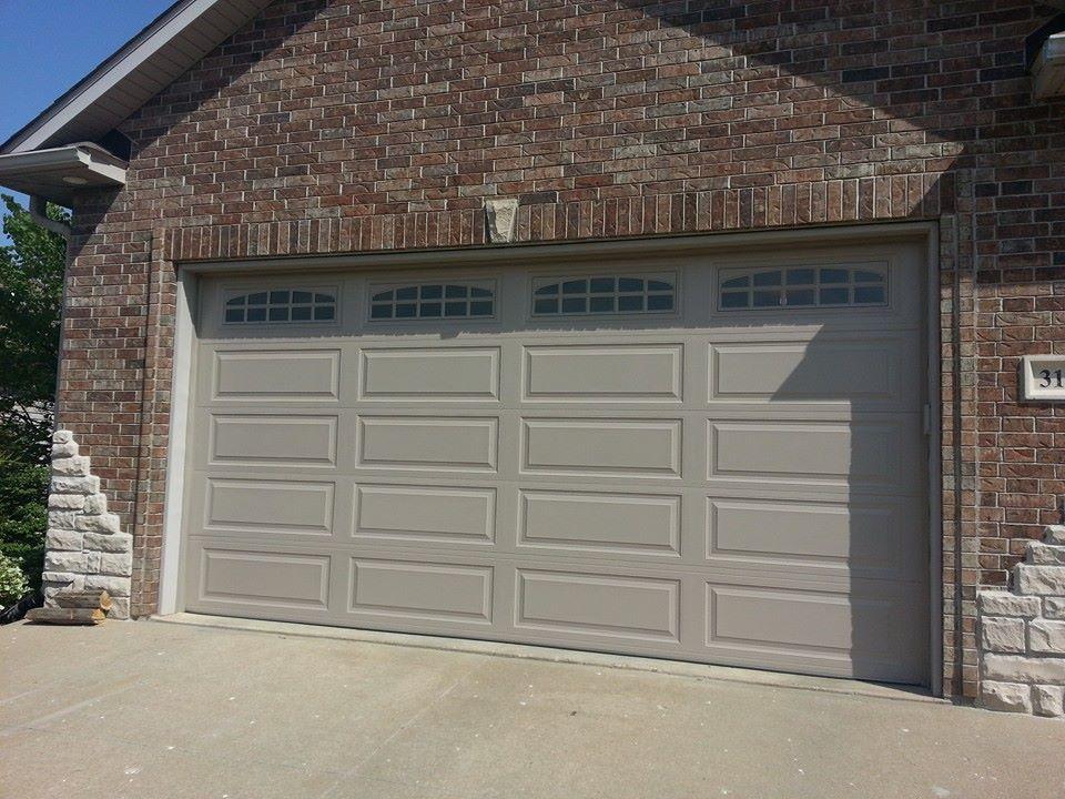 C  R Garage Doors LLC Garage door and opener repair installation and sales in Columbia MO